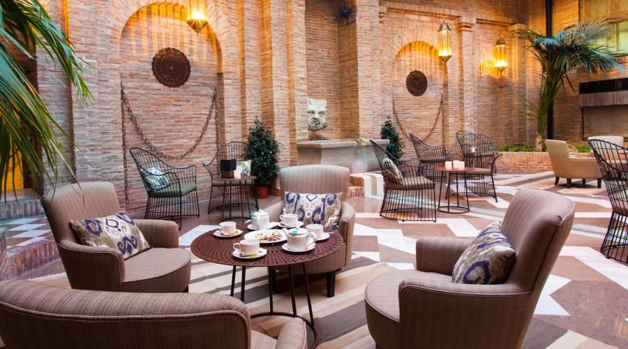 Ofertas Hotel Vincci Granada Albayzín - Anticípate y ahorra -10%!