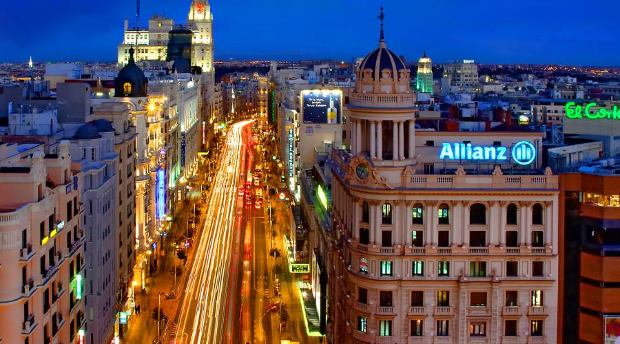 Promotions Hotel Vincci Madrid Capitol - Stay 3 nights and save! -15%