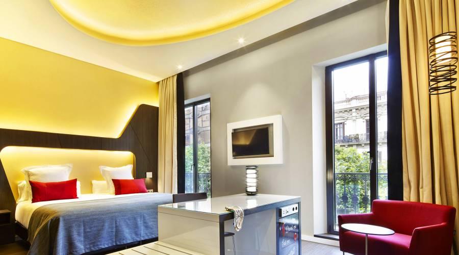Ofertas en el hotel en Barcelona Gala - Vincci Hoteles - Anticípate y ahorra - 10% !
